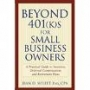 Beyond 401(K)s for Small Business Owners - 20 CPE Credit Hours