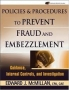 Policies and Procedures to Prevent Fraud and Embezzlement - 20 C