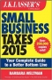 Small Business Taxes 2015 - 20 CPE Credit Hours